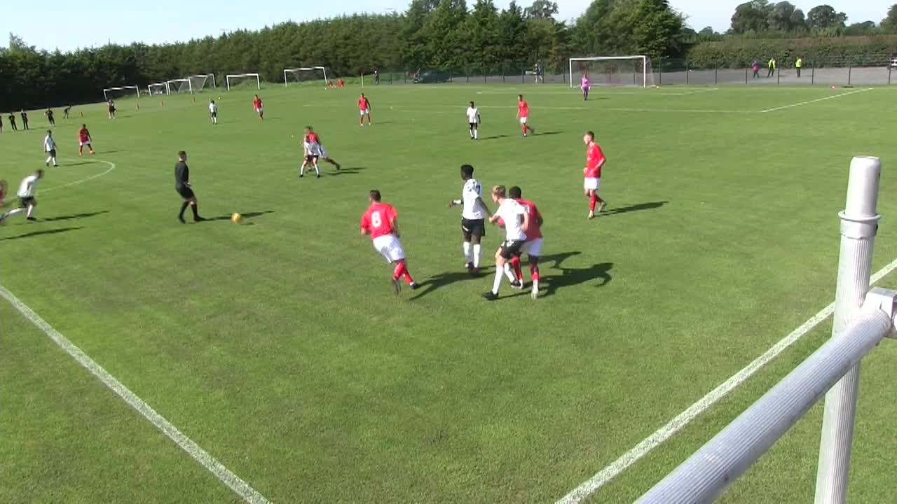 U18 HIGHLIGHTS | Crewe Alexandra 1 Charlton 2 (August 2019)