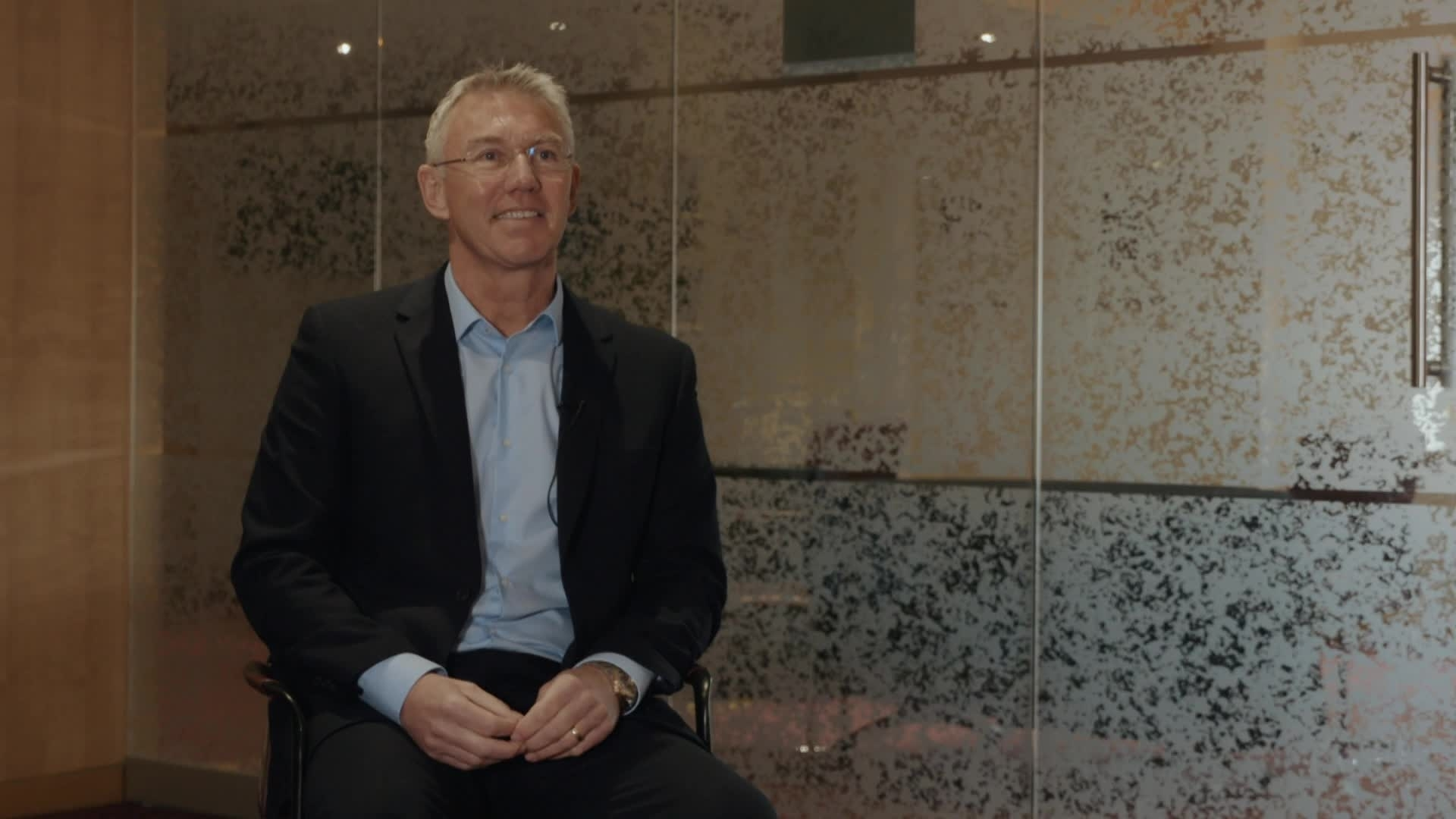 First interview with Nigel Adkins (March 2021)