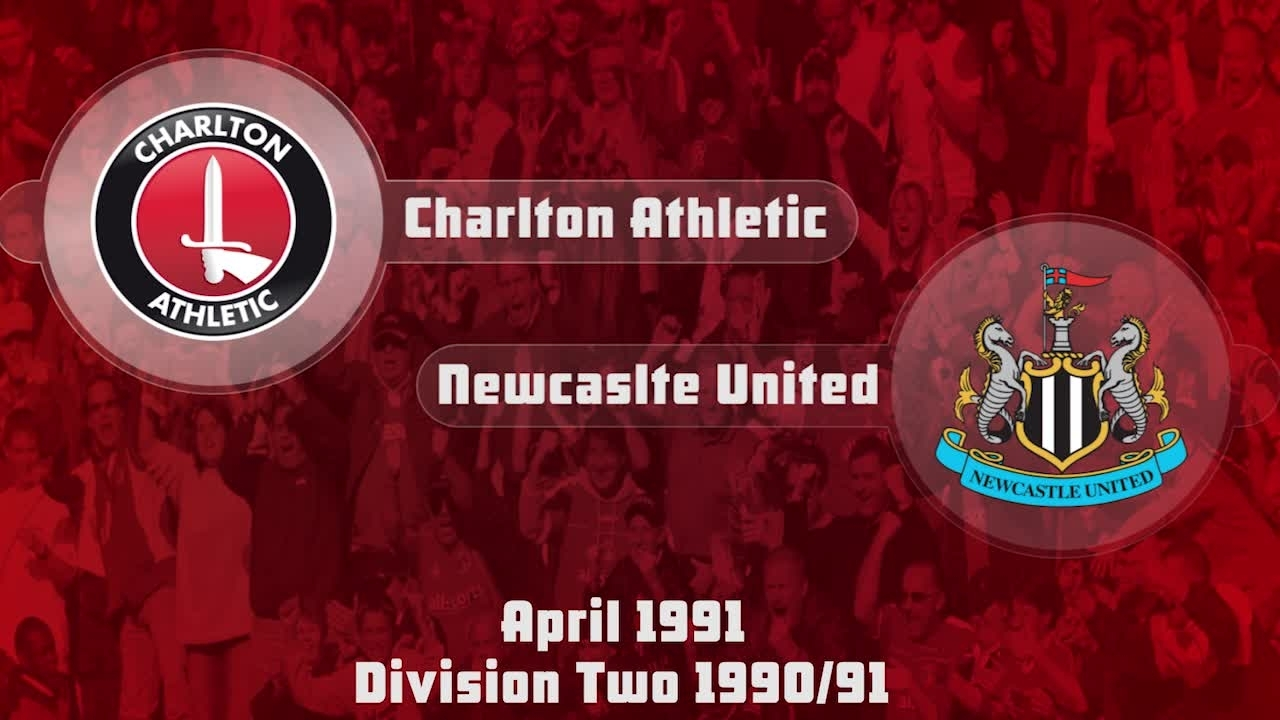 48 HIGHLIGHTS | Charlton 1 Newcastle 0 (April 1991)