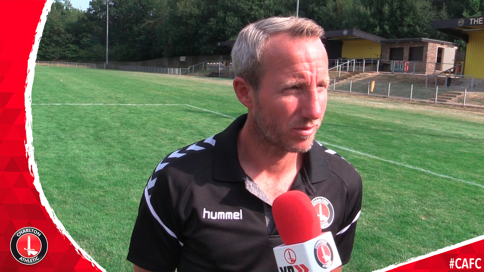 REACTION | Lee Bowyer reflects on Crawley Town pre-season victory
