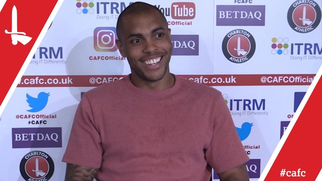 Josh Magennis 'over the moon' to extend his stay at Charlton