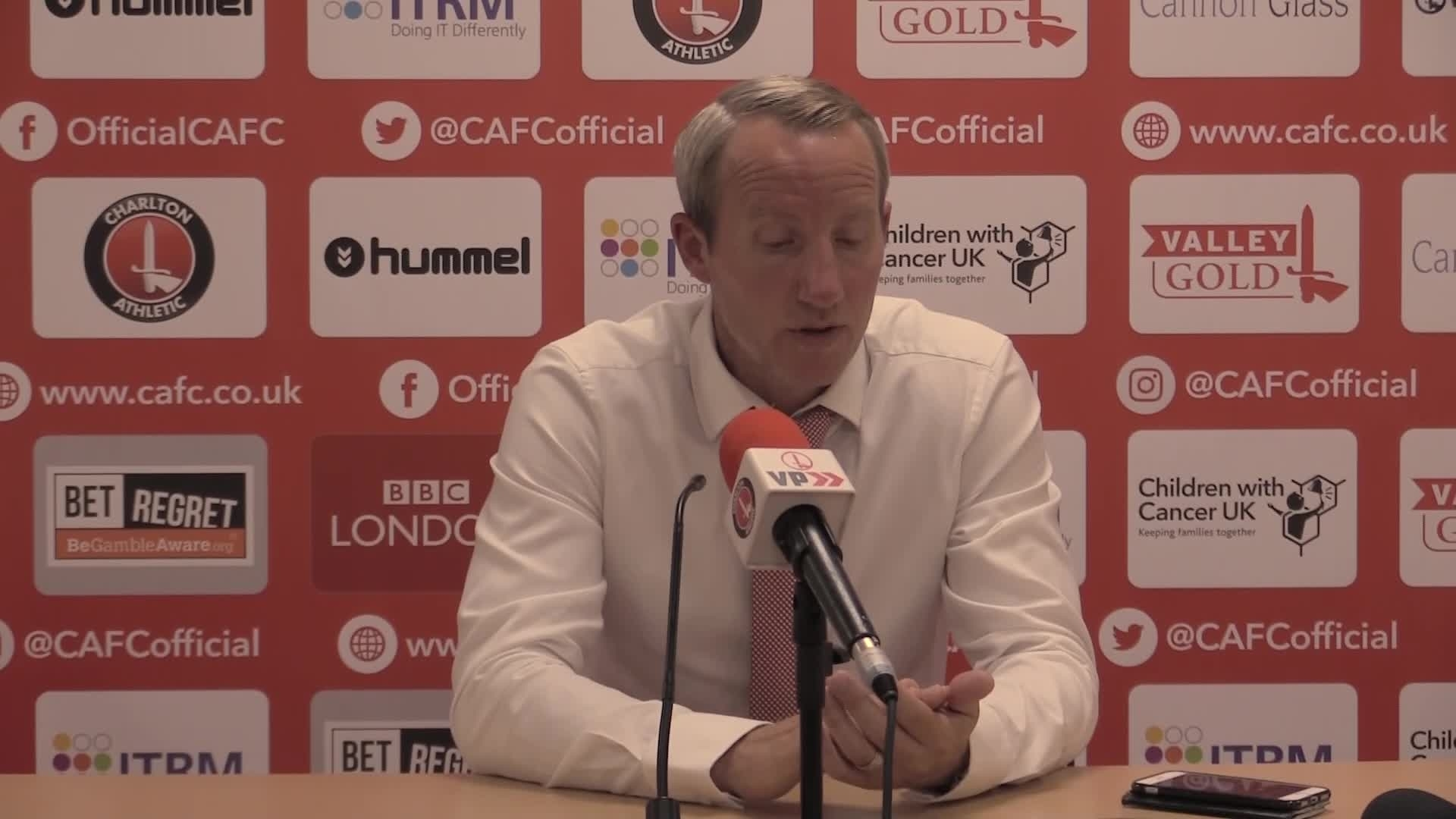 POST-MATCH | Bowyer proud of players after Brentford victory (August 2019)