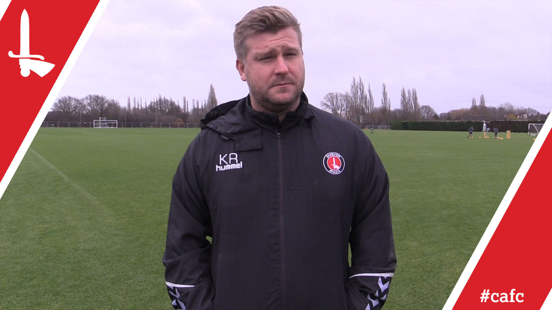 Robinson previews New Year's Day clash against Gillingham