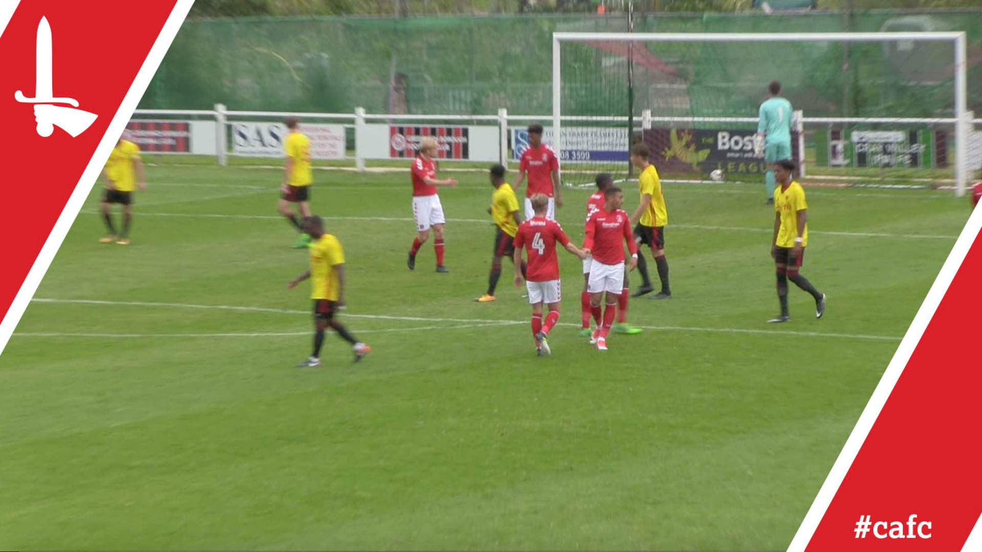 U23S HIGHLIGHTS | Charlton 2 Watford 0