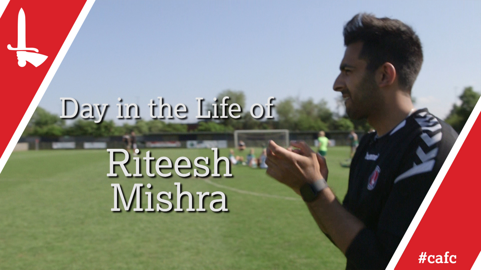 FREEVIEW | Day in the Life of Riteesh Mishra