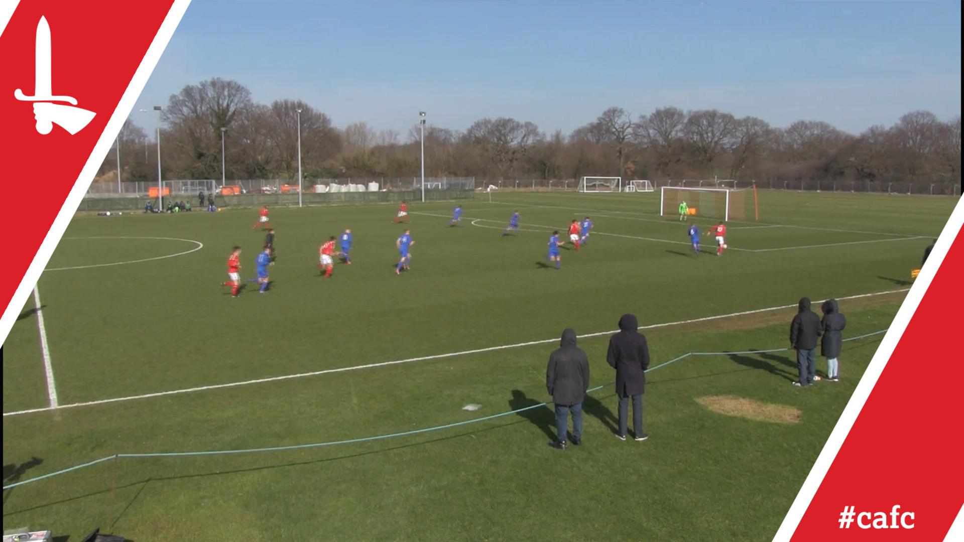 U18S HIGHLIGHTS | Charlton 3 Cardiff City 2