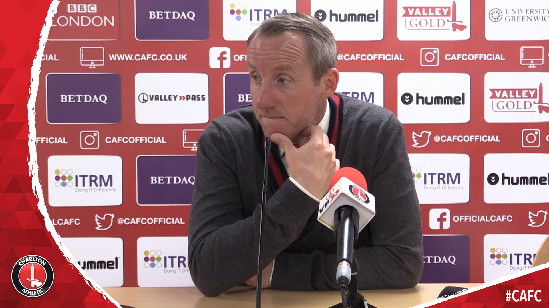 Bowyer on Charlton's deserved victory over leaders Luton Town (April 2019)