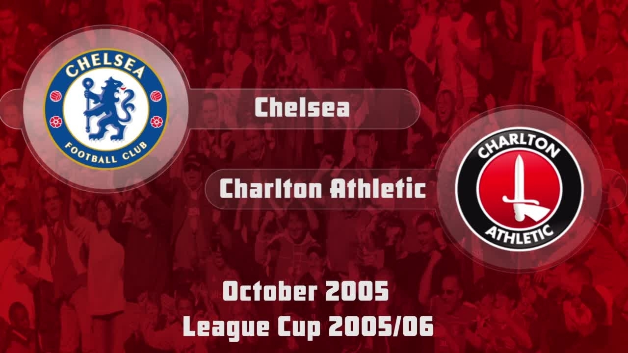11 HIGHLIGHTS | Chelsea 1 Charlton 1 (League Cup Oct 2005)