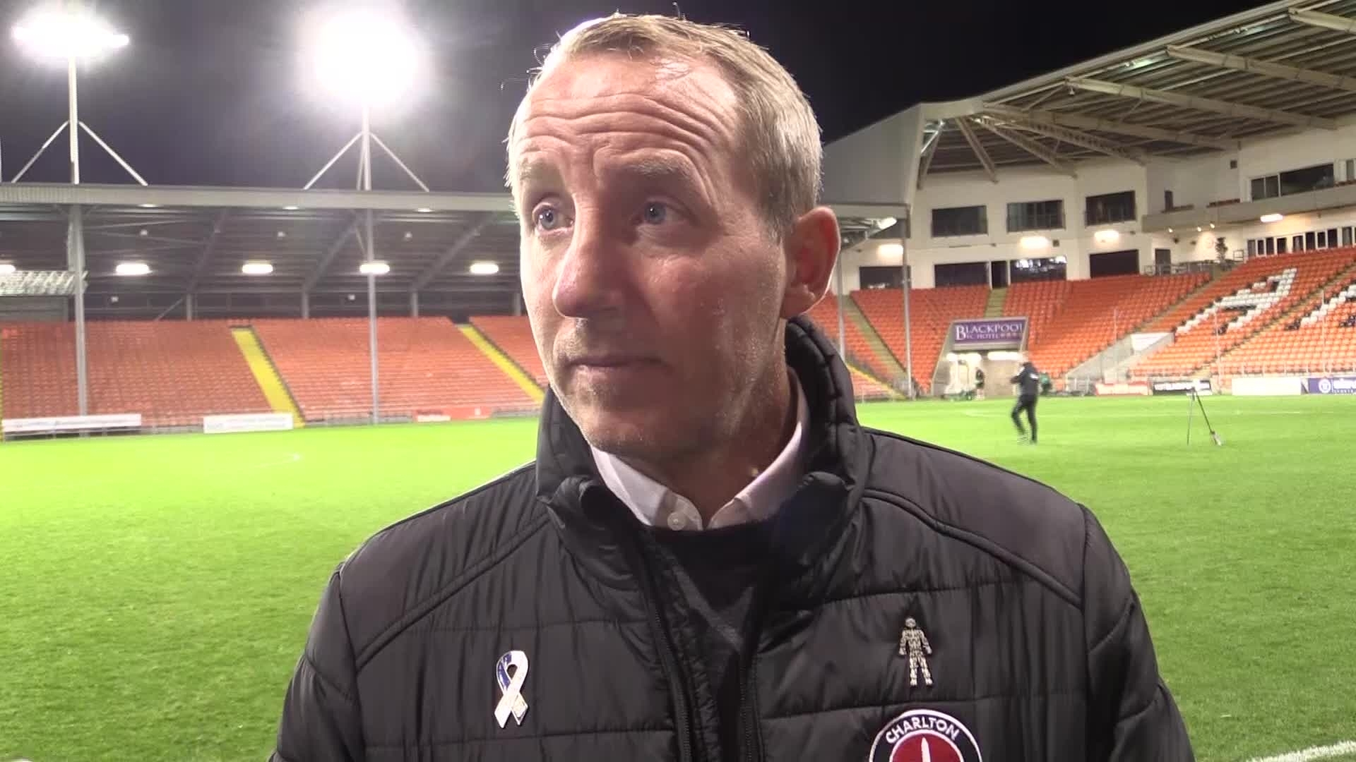 POST-MATCH | Lee Bowyer's post Blackpool media interview (October 2020)