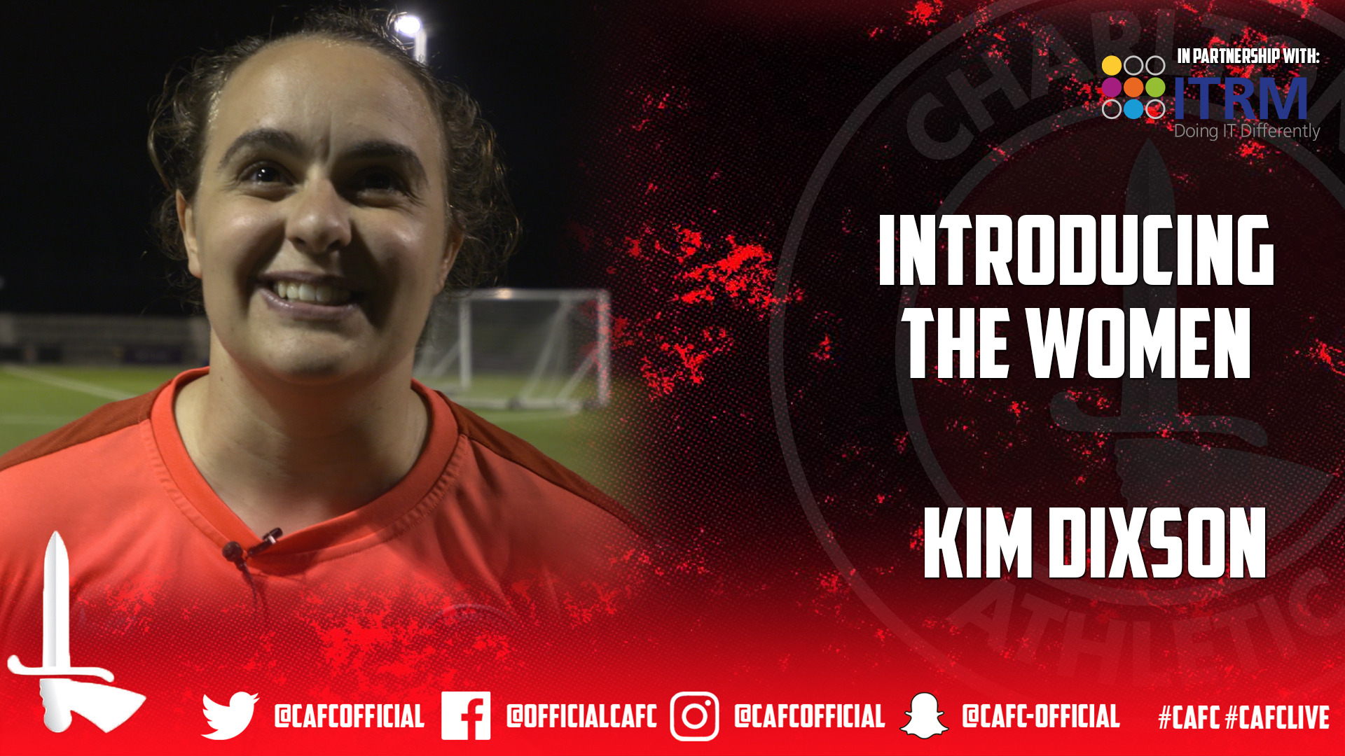 INTRODUCING THE WOMEN | Kim Dixson
