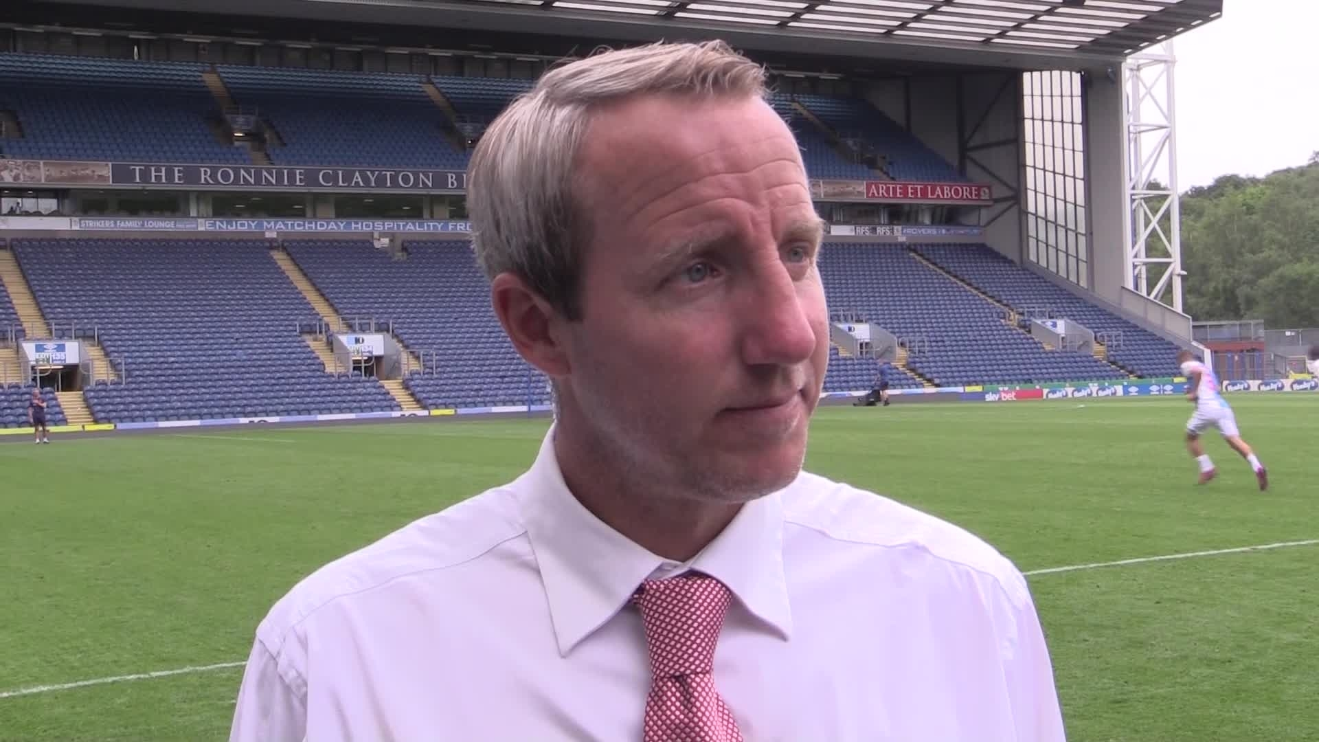POST-MATCH | Bowyer speaks following Blackburn Rovers victory