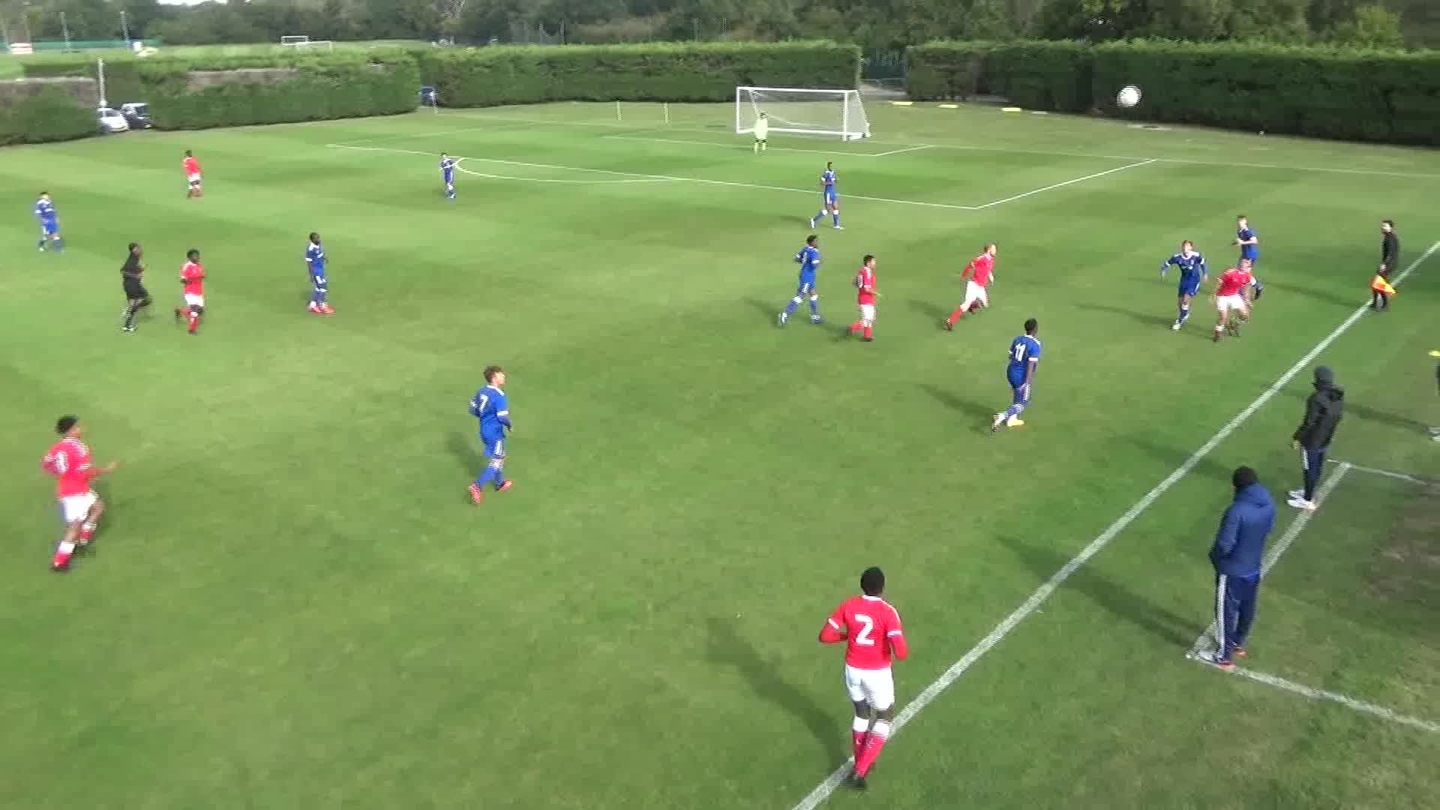 U18 Highlights | Charlton 4 Ipswich Town 1 (September 2020)