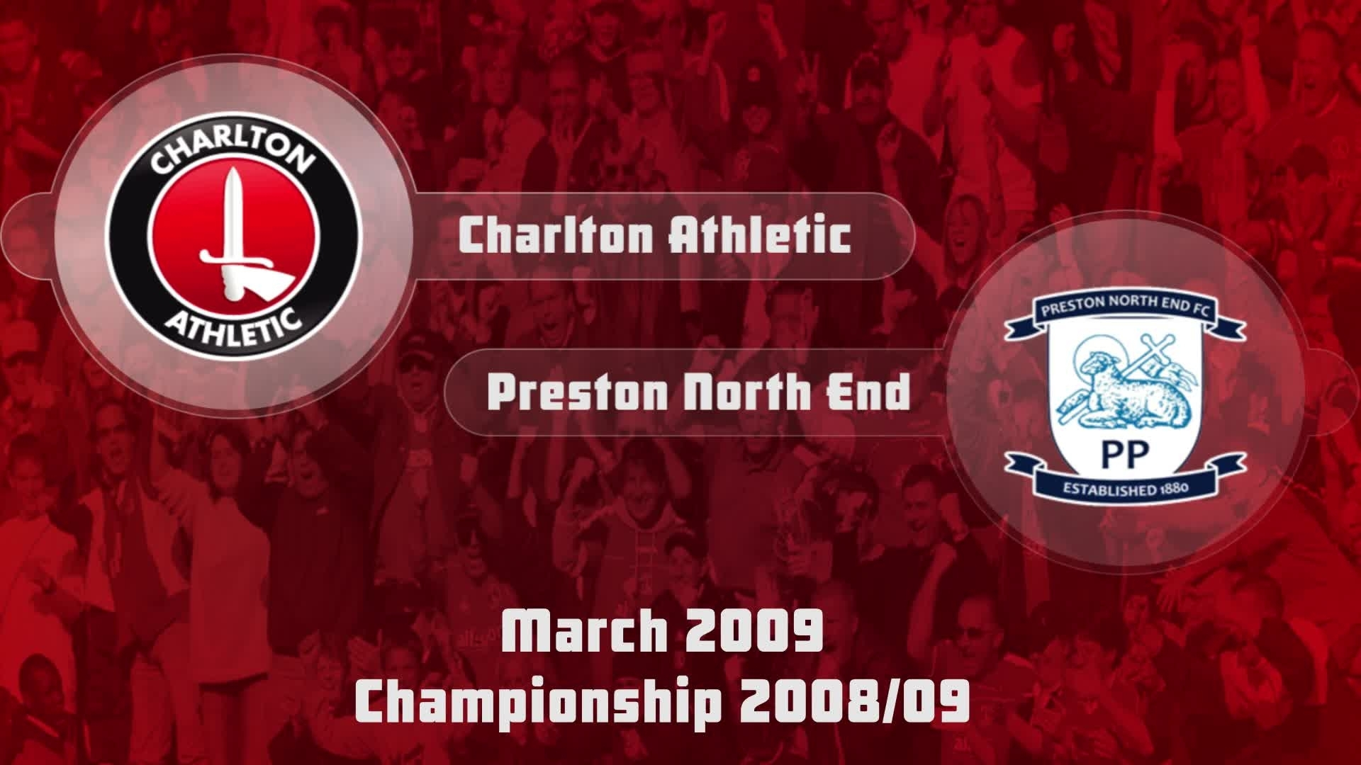 43 HIGHLIGHTS | Charlton 0 Preston North End 0 (March 2009)