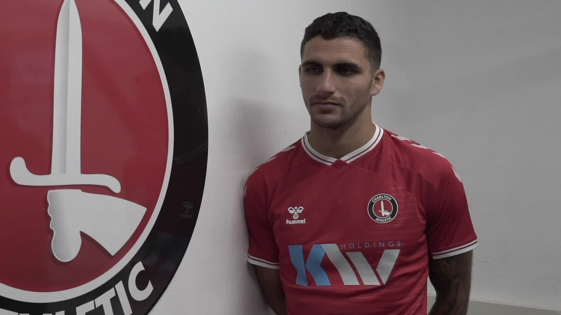 Ryan Inniss' first interview as a Charlton player (October 2020)