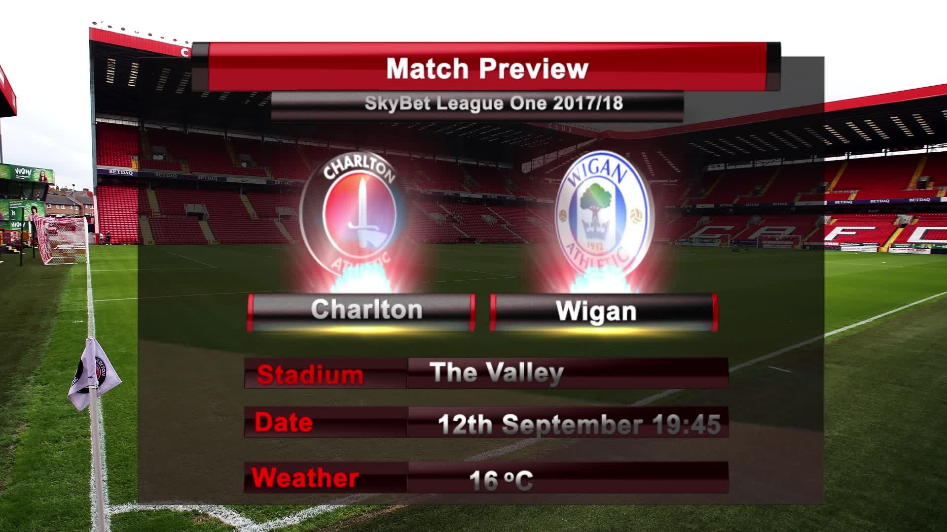 MATCH PREVIEW | Charlton vs Wigan