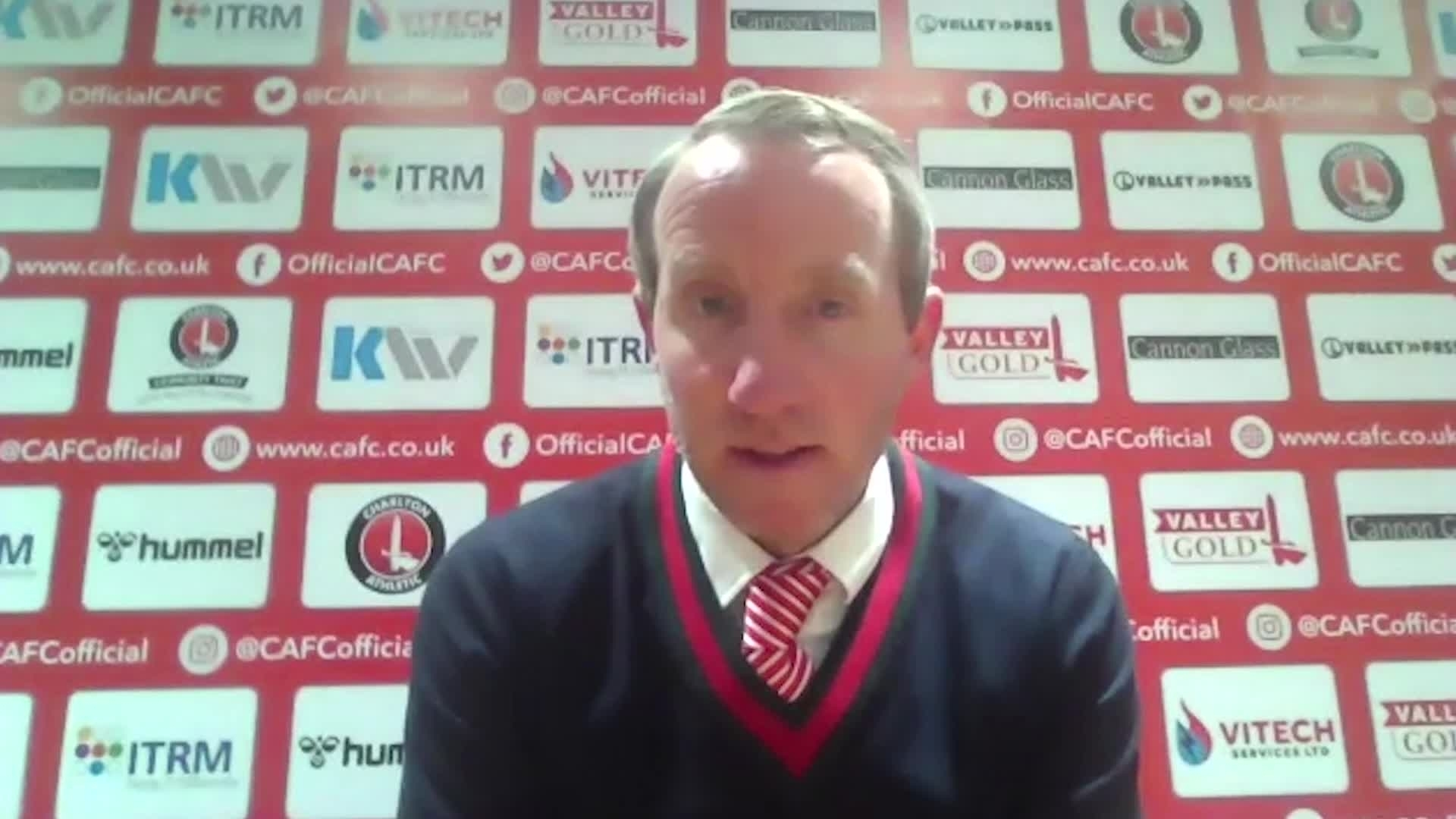 POST-MATCH | Lee Bowyer's post-Swindon Town press conference (January 2021)