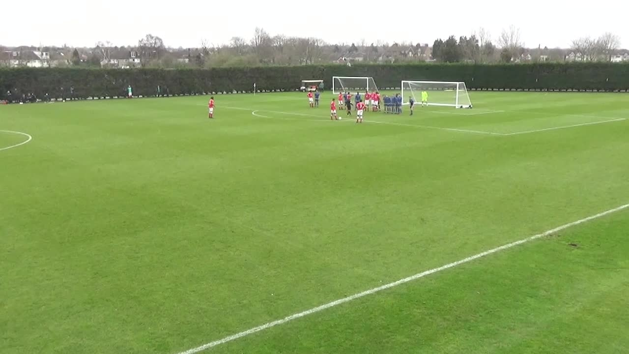 U18 Goals | Charlton 4 Nottingham Forest 0 (March 2021)