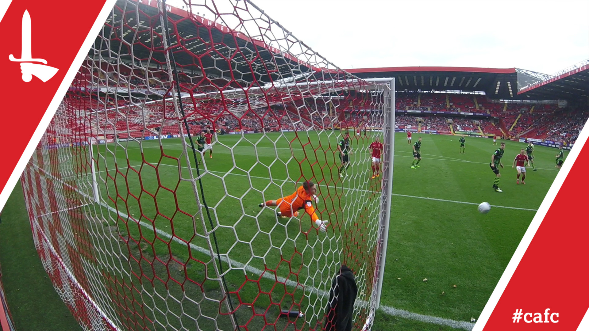 ALL ANGLES COVERED | Charlton 1 Doncaster 0