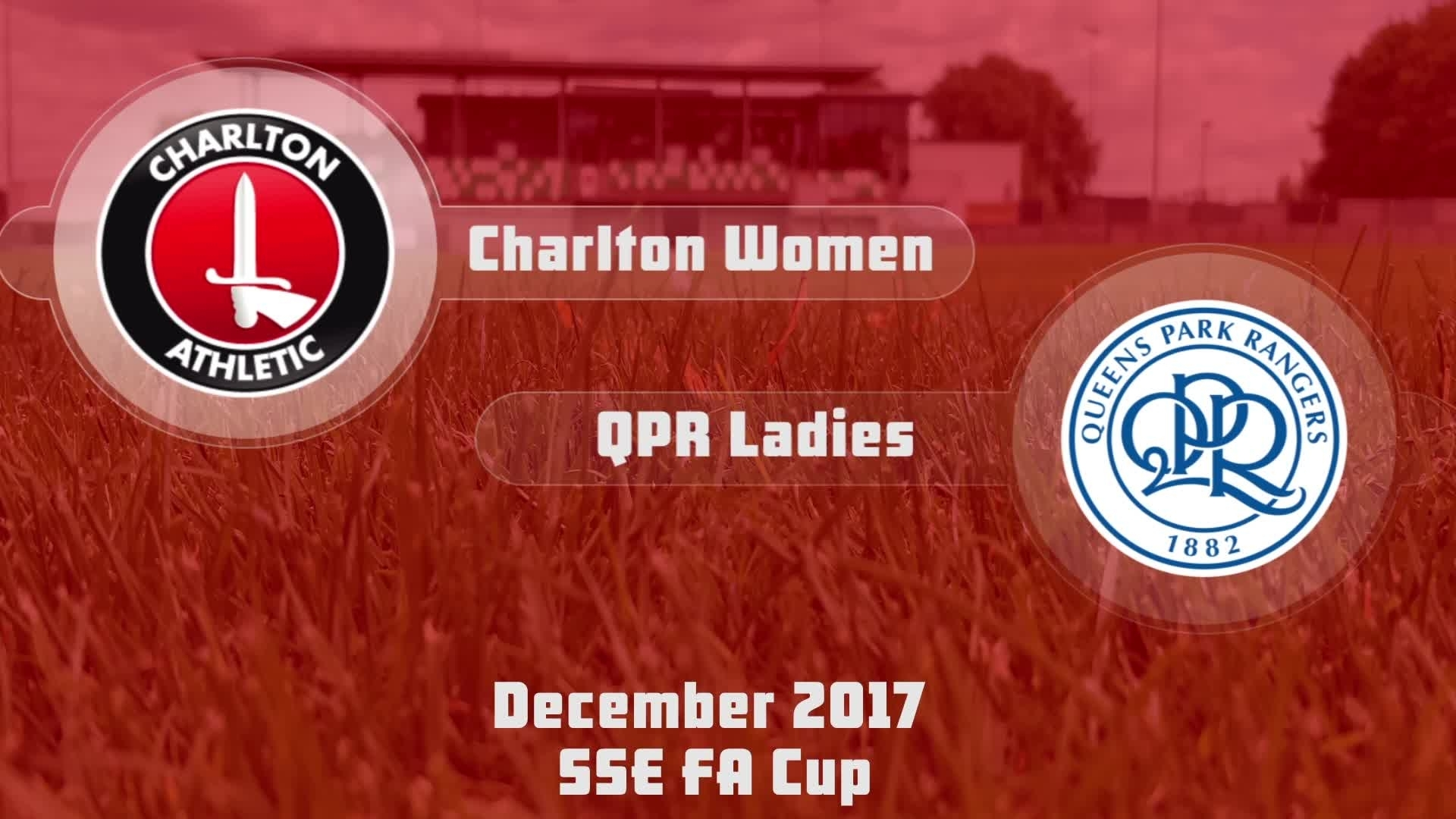 WOMEN'S HIGHLIGHTS | Charlton 5 QPR 0