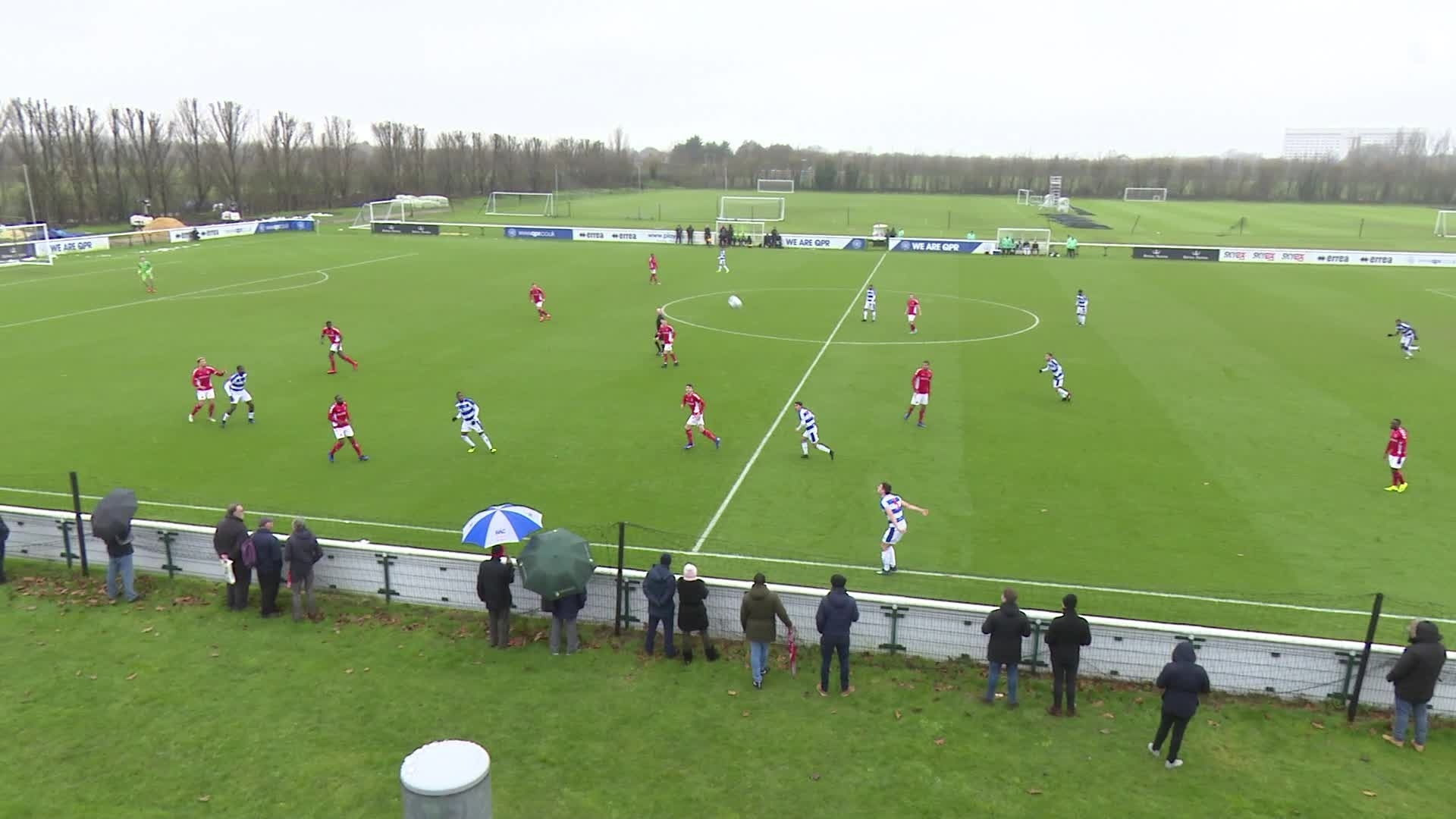 U23 HIGHLIGHTS | QPR 3 Charlton 6