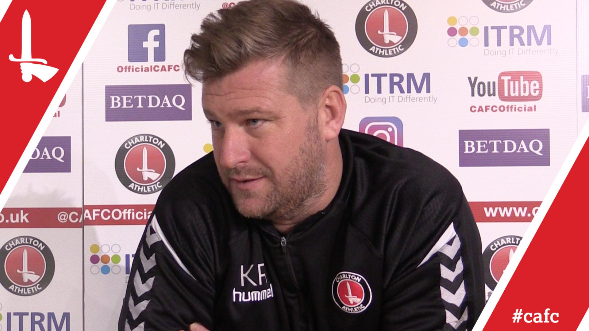 PRE-MATCH | Karl Robinson looks ahead to Blackburn Rovers