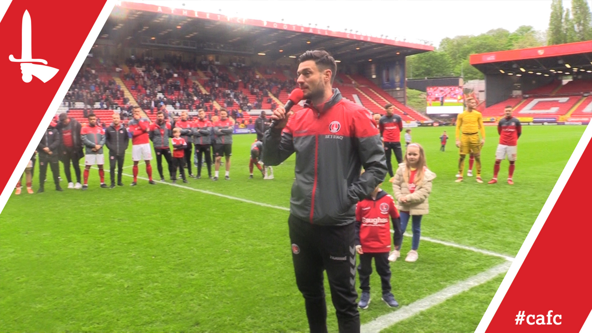 FREEVIEW | Johnnie Jackson's emotional farewell speech