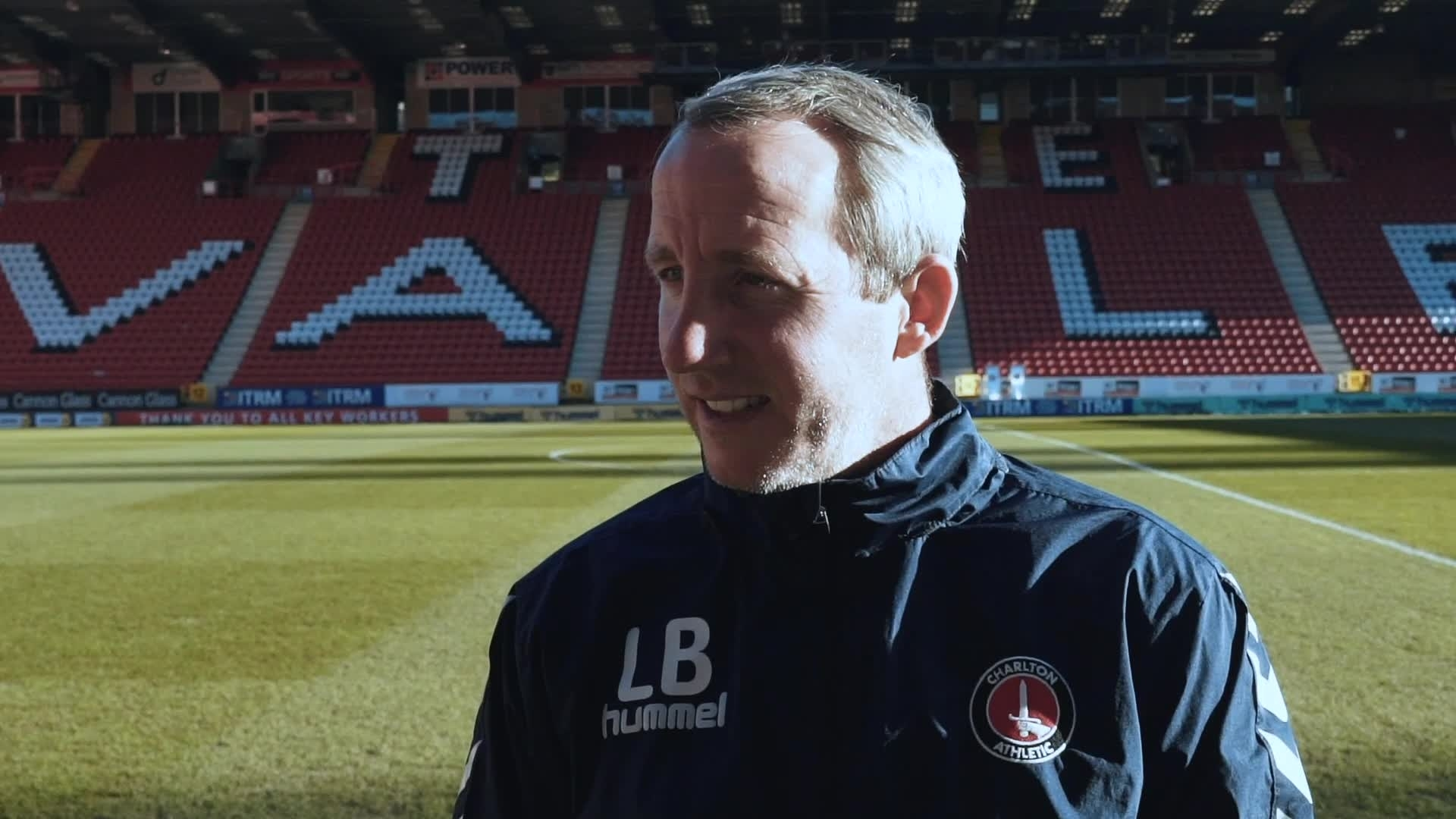 Lee Bowyer on the signing of Jayden Stockley (January 2021)