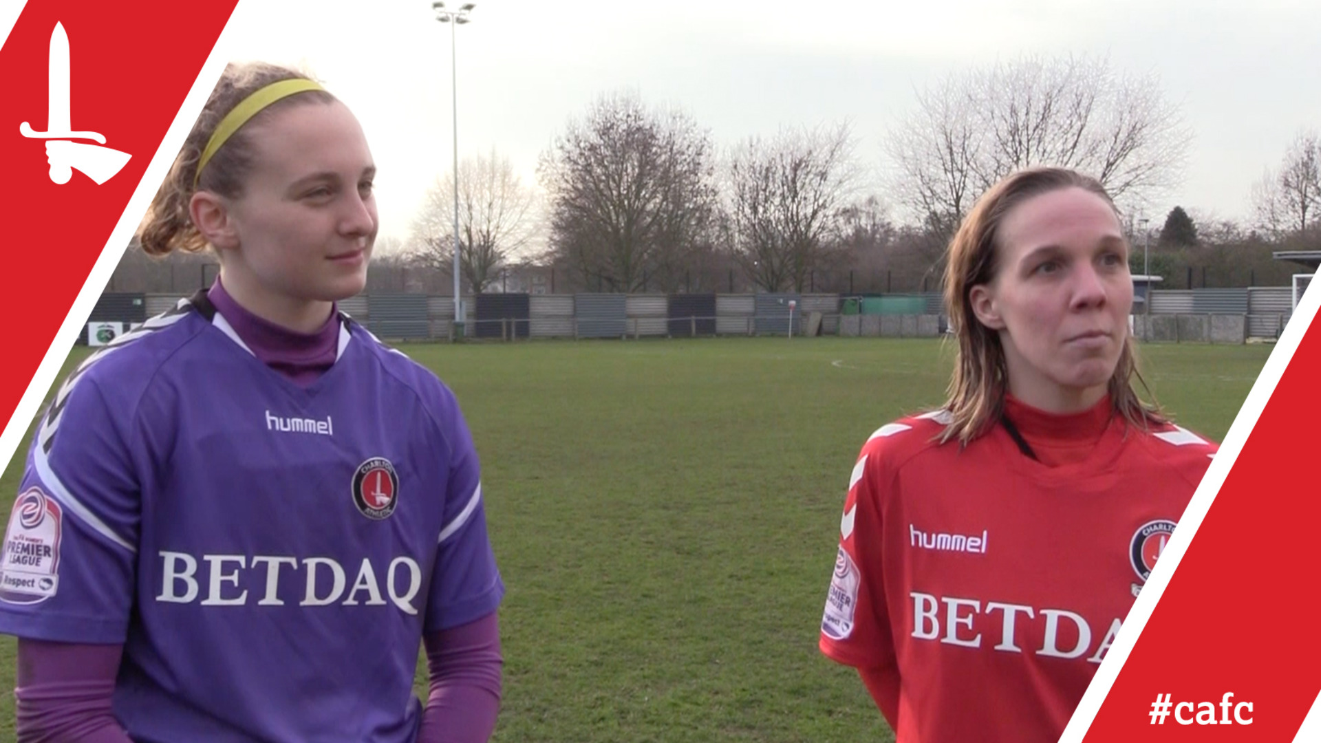 WOMEN'S REACTION | Players and coaches reflect on Cardiff victory (Mar 2018)