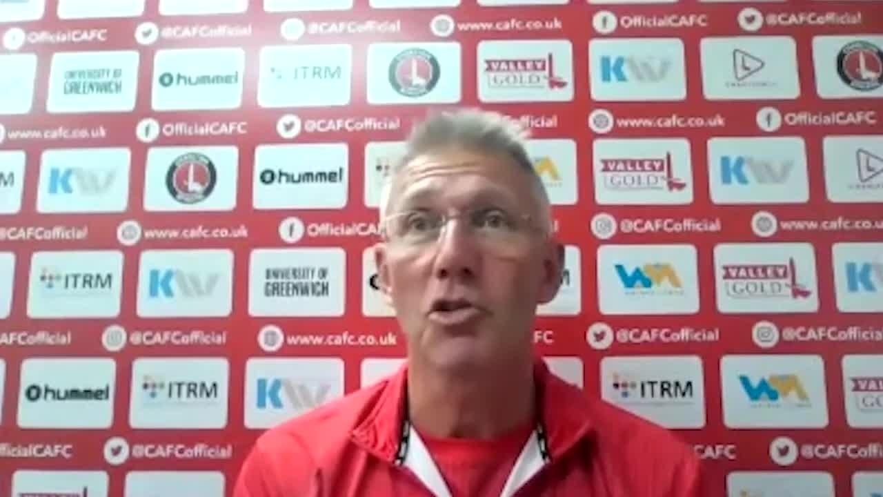 Nigel Adkins pre-Wigan Athletic press conference (August 2021)