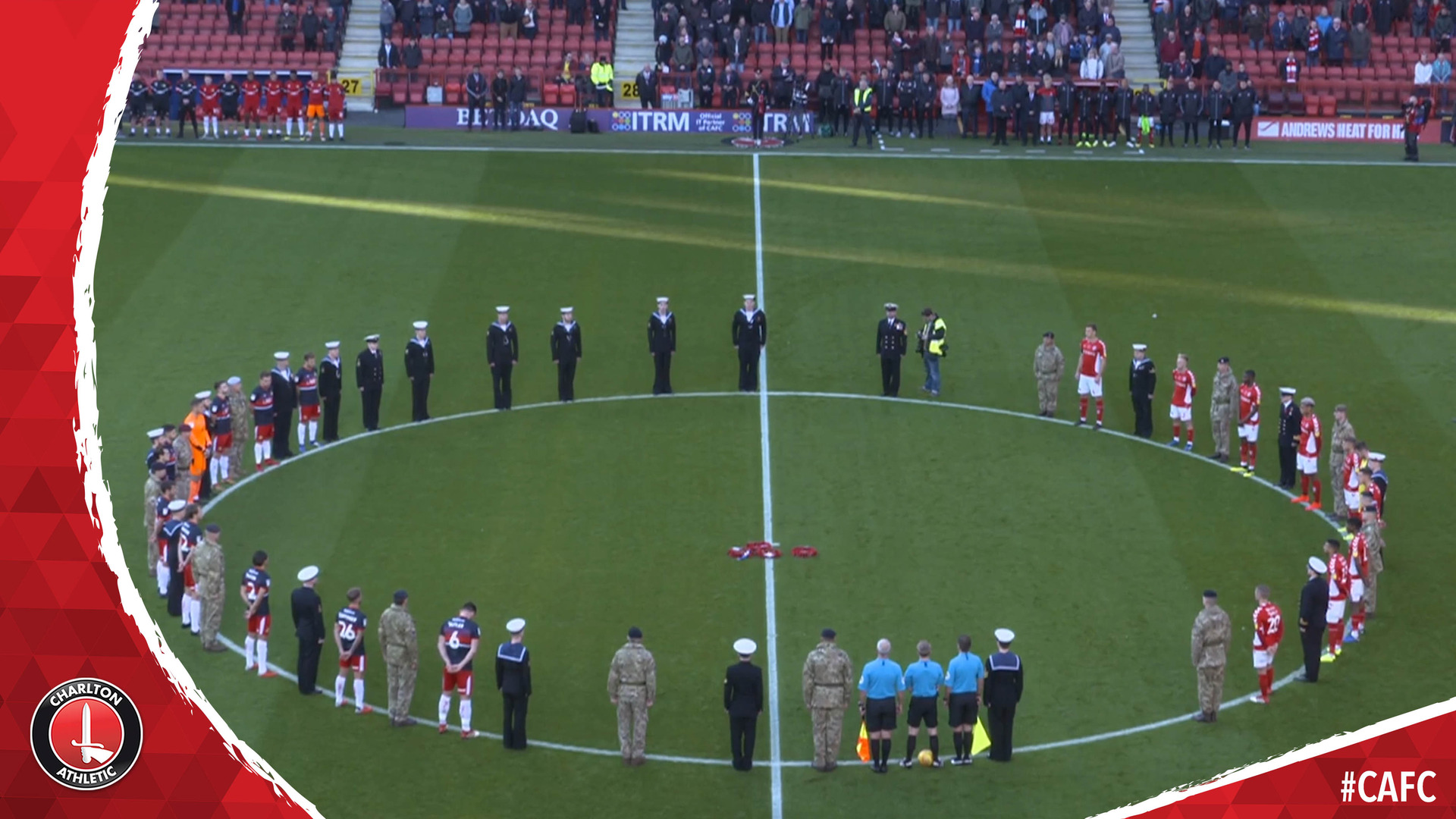 Remembrance 2018 | The Valley pays its respects