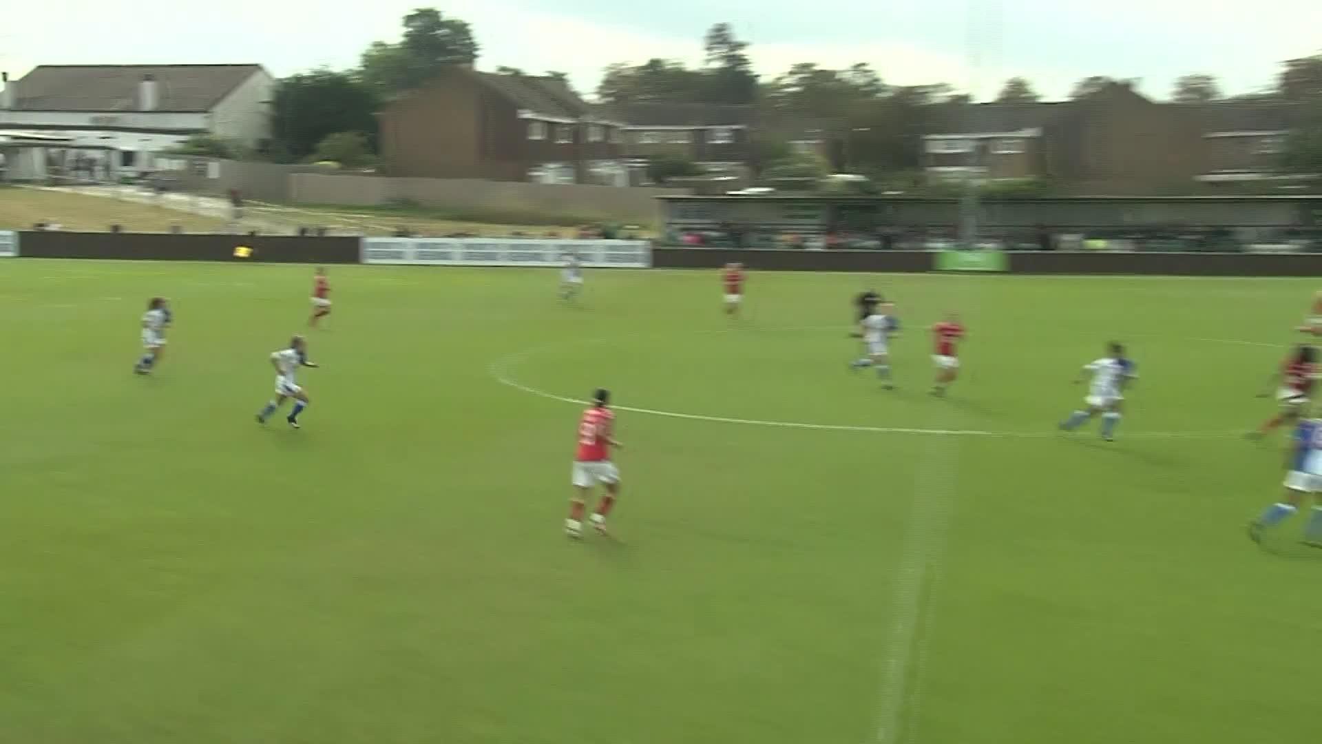 WOMEN'S TEAM | Charlton 2 Blackburn Rovers 0 (September 2021)