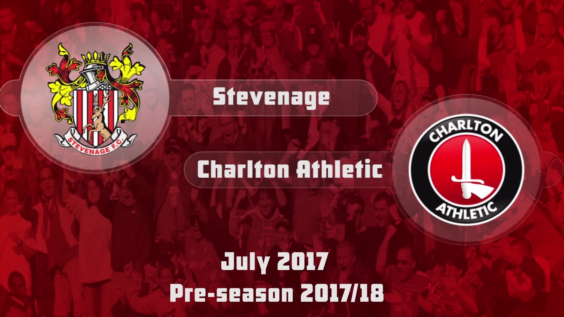 GOALS | Stevenage 1 Charlton 2