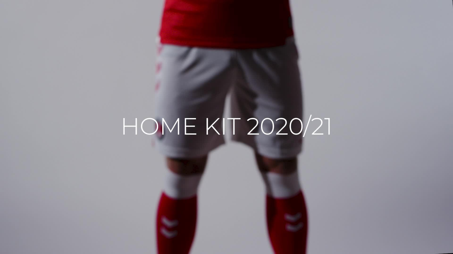 Home kit reveal 2020/21