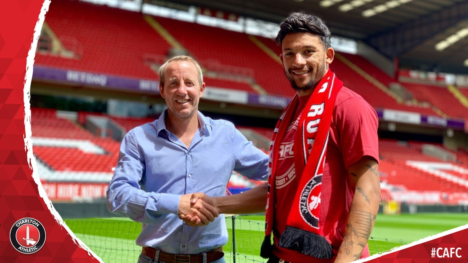 Bowyer on first summer signing Macauley Bonne