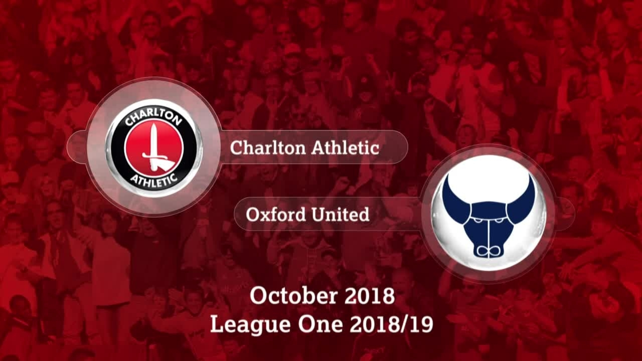 GOALS | Charlton 1 Oxford United 1 (October 2018)