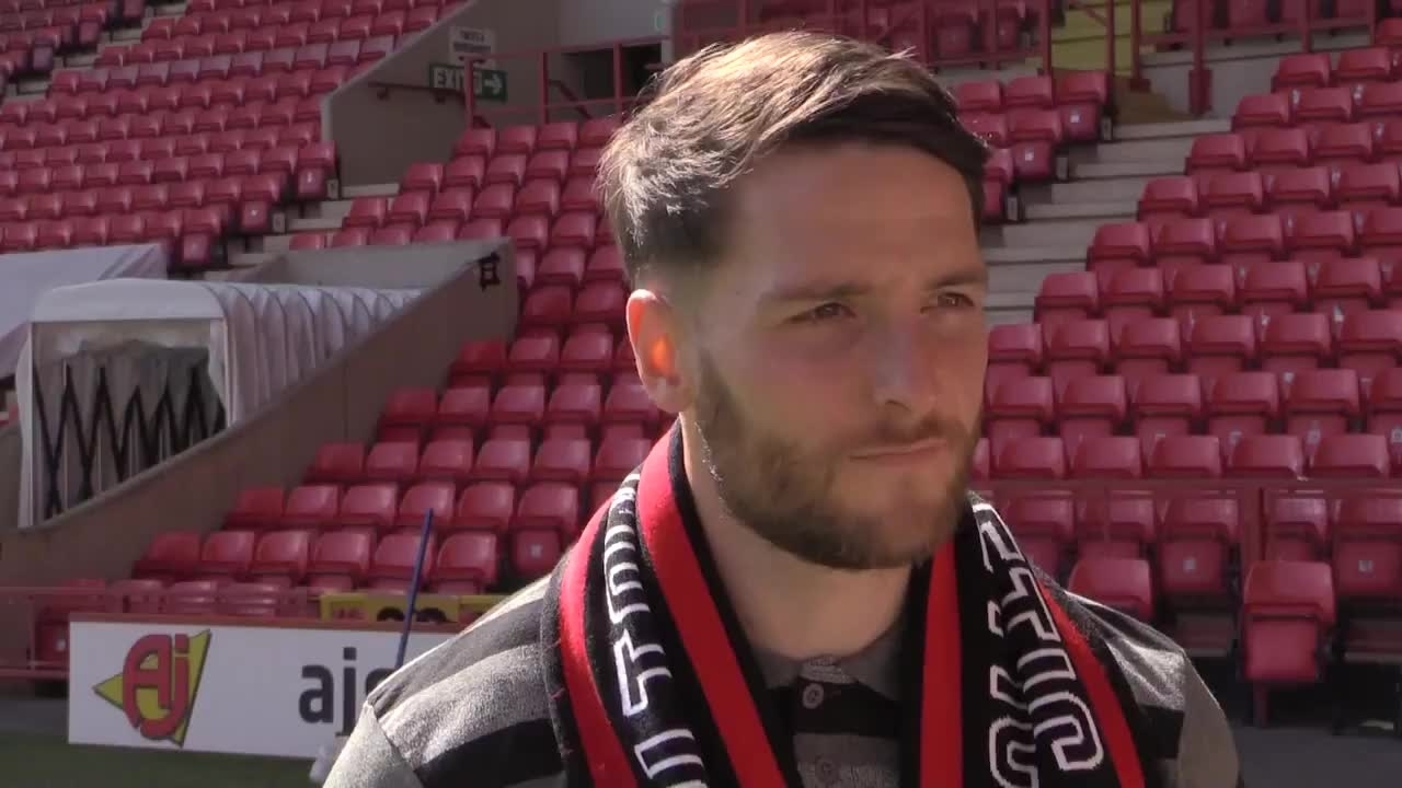 Conor Washington's first interview (August 2020)