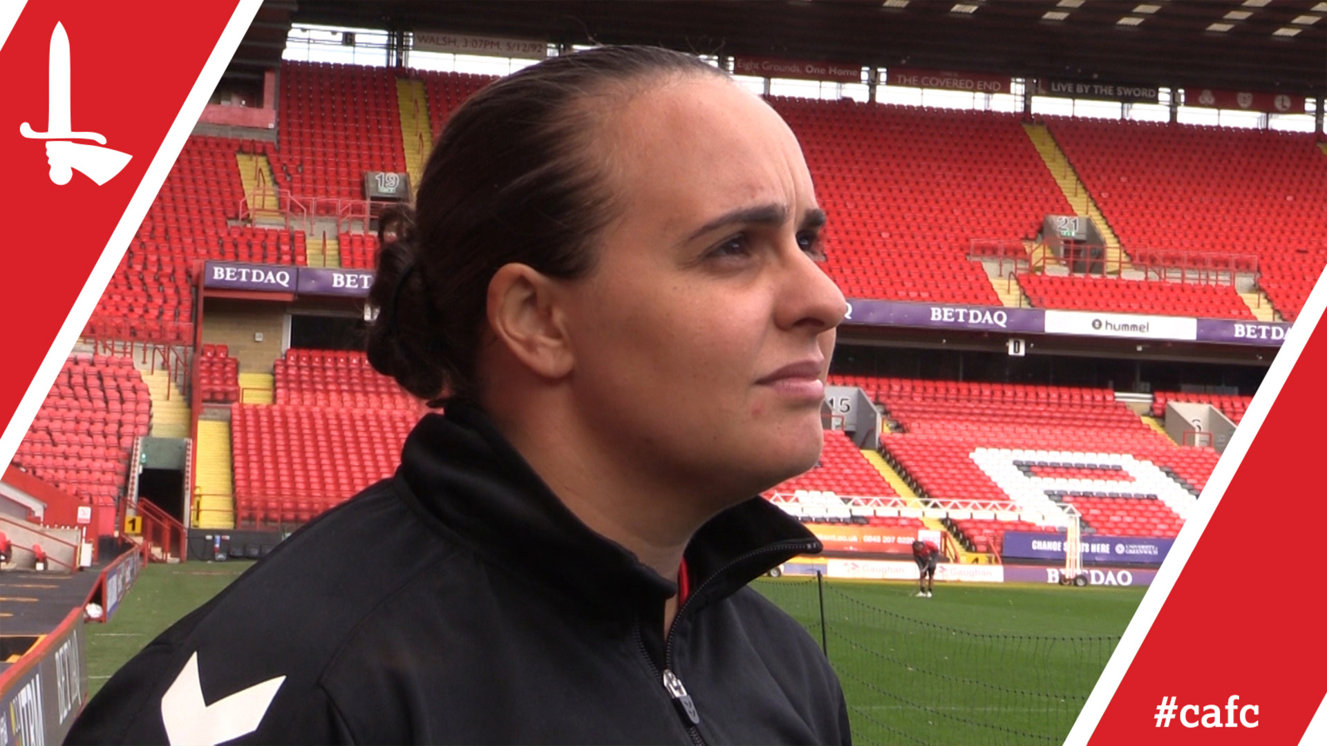 WOMEN'S PREVIEW | Kim Dixson looks ahead to Crystal Palace