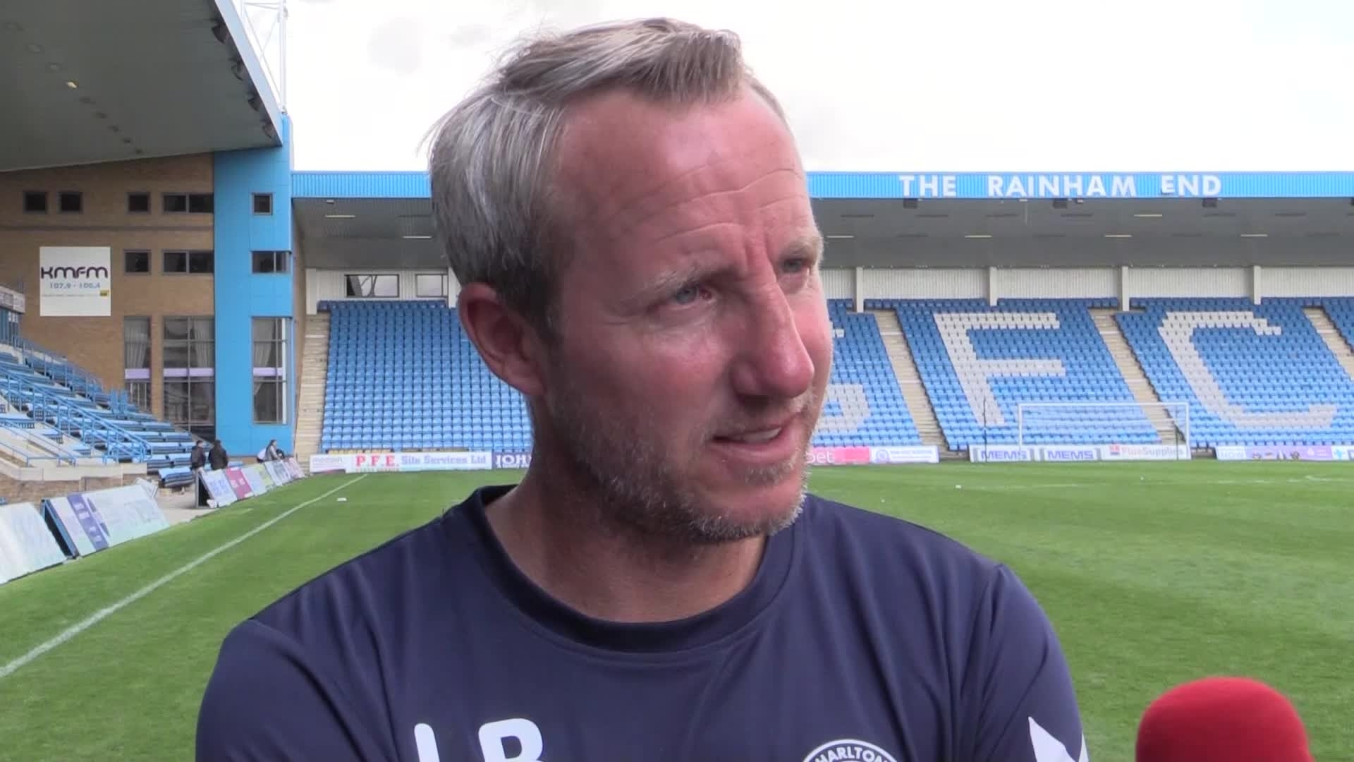 POST-MATCH | Bowyer reflects on Gillingham friendly defeat