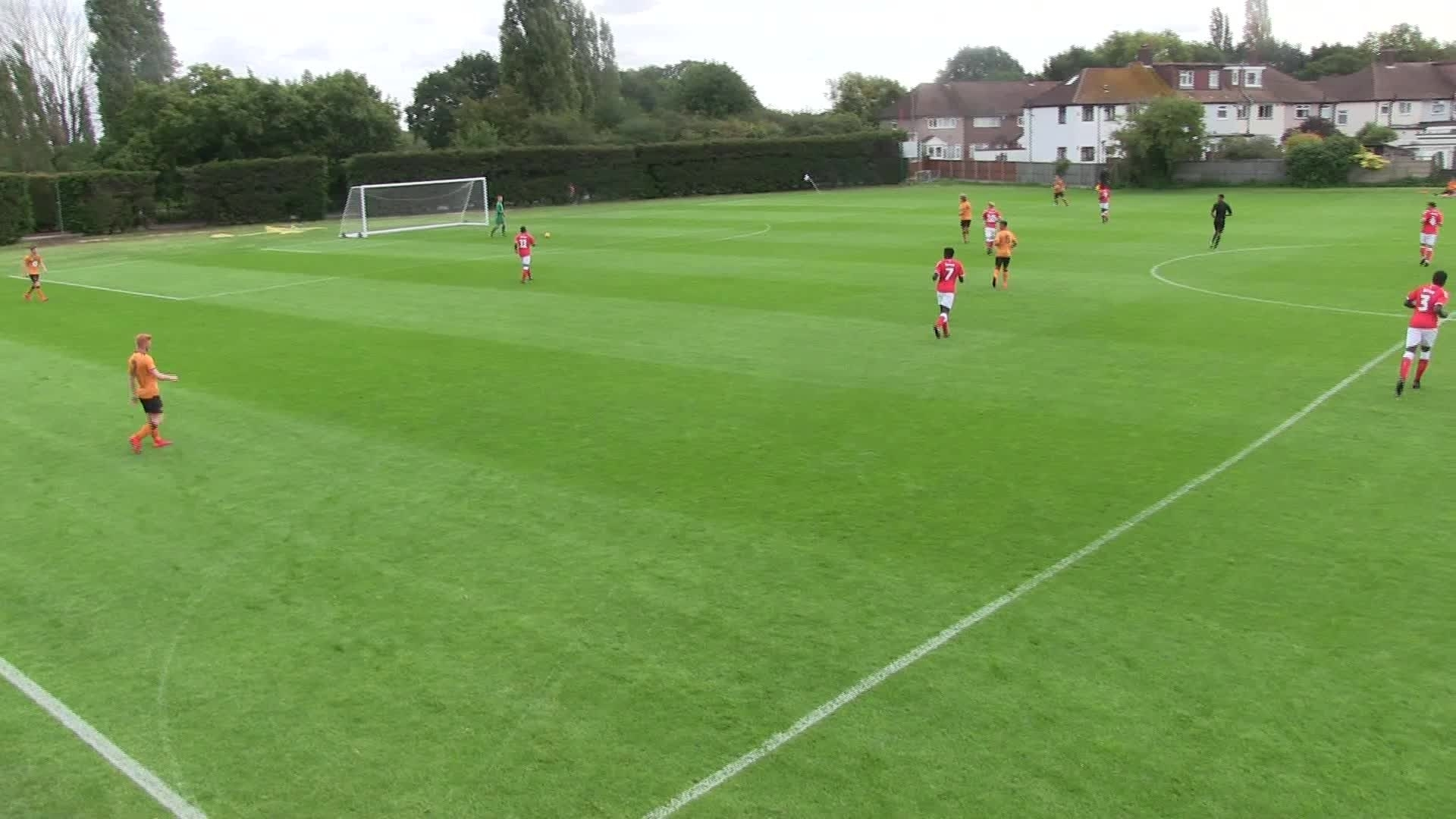 U18 HIGHLIGHTS | Charlton 7 Hull City 1 (August 2019)