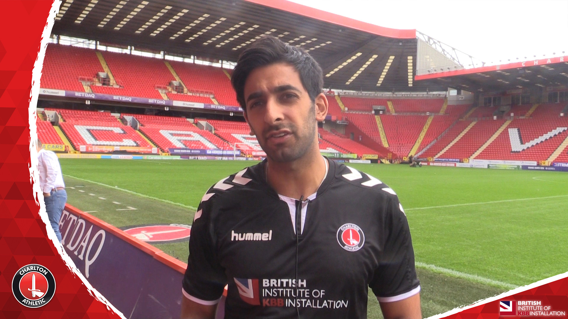 PRE-MATCH | Riteesh Mishra looks ahead to Women's Millwall fixture