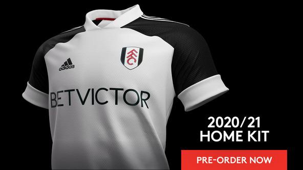 Fulham FC - 2020/21 Kits Released