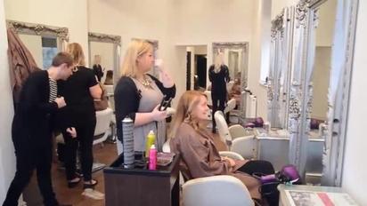 Hairdresser My World Of Work