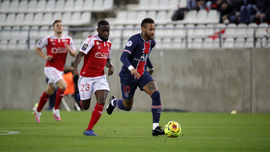 Neymar Jr Skills Stade De Reims V Paris Saint Germain