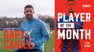 TWO IN A ROW! Gary Cahill interview | Player of the month for March