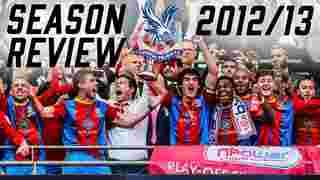 Crystal Palace Season Review 2012-2013