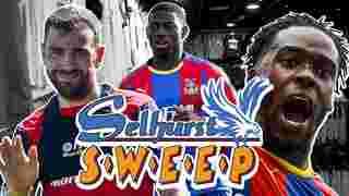 Selhurst Sweep | Schlupp, McArthur and Kaikai