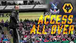 ACCESS ALL OVER   Wolverhampton Wanderers