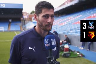 Joel Ward post-match interview | Watford