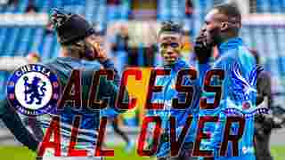 Access All Over | Chelsea Away