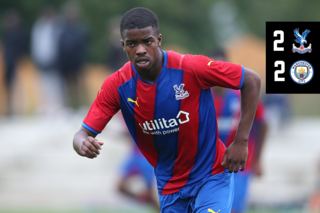 U18 PL Cup Highlights: Crystal Palace 2-2 Manchester City